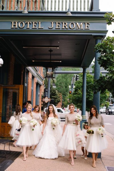 Aspen Mountain June Wedding gallery 11