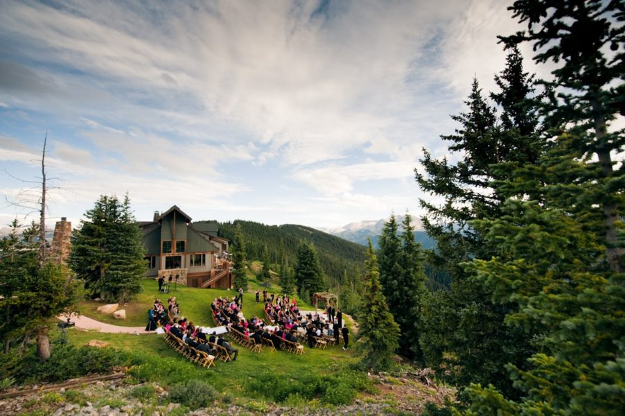 Aspen Mountain August Wedding gallery 1