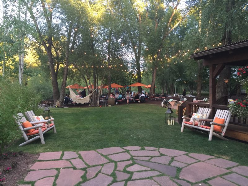 50th Birthday Roaring Fork Club gallery 1