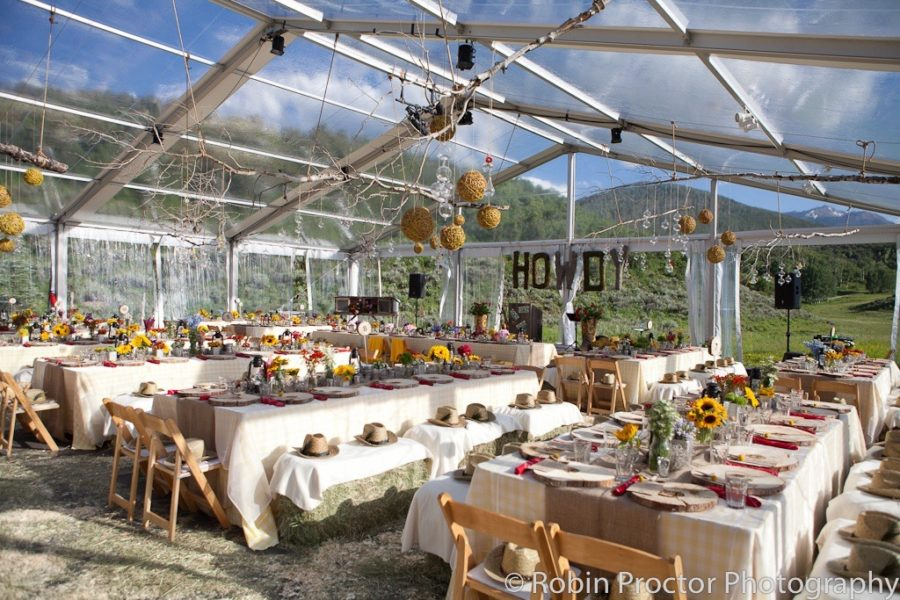 Aspen Ranch Rehearsal Dinner gallery 1