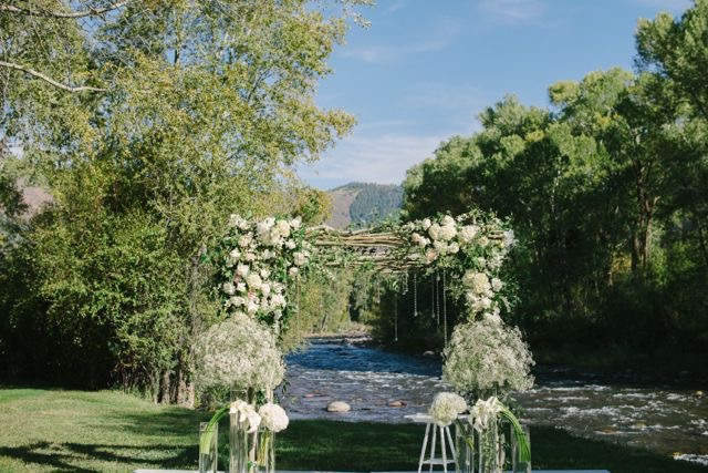 Aspen Riverside Wedding gallery 2