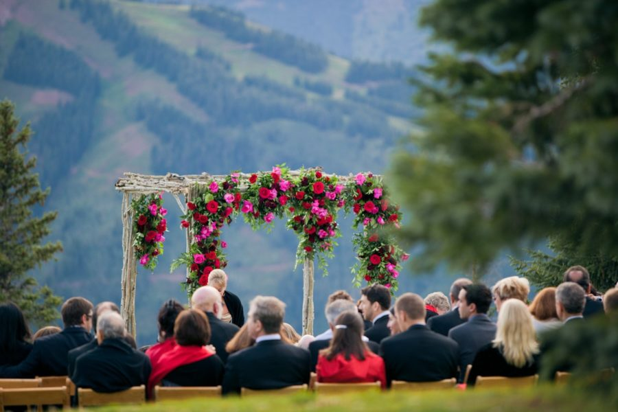 Aspen Mountain August Wedding gallery 3