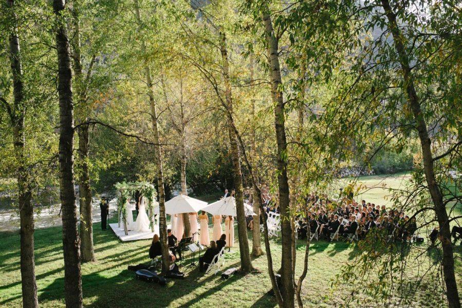 Aspen Riverside Wedding gallery 3