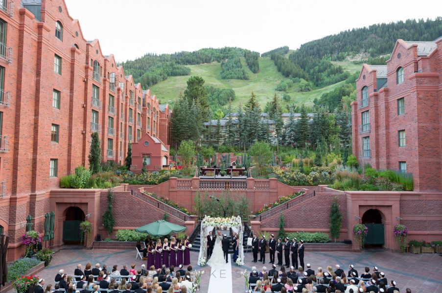 Aspen St. Regis Wedding gallery 3