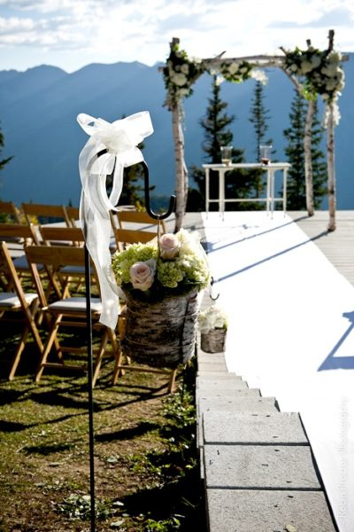 Aspen Mountain Fall Wedding gallery 3