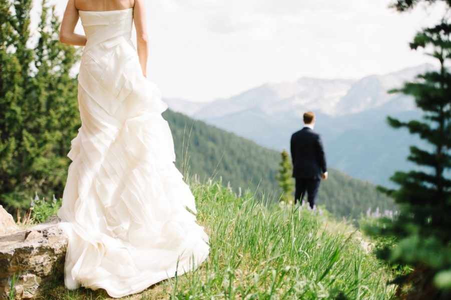 Aspen Mountain July Wedding gallery 3