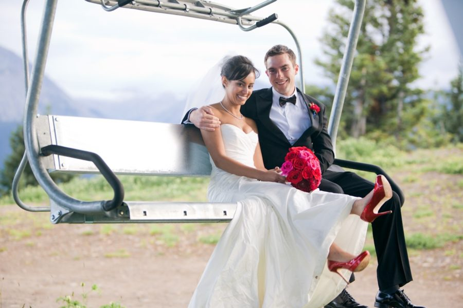 Aspen Mountain August Wedding gallery 4