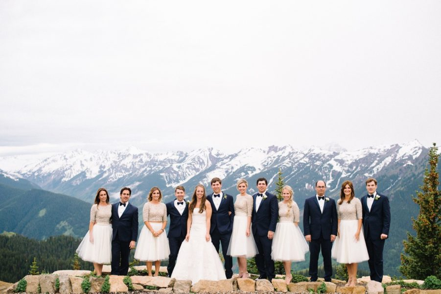 Aspen Mountain June Wedding gallery 4