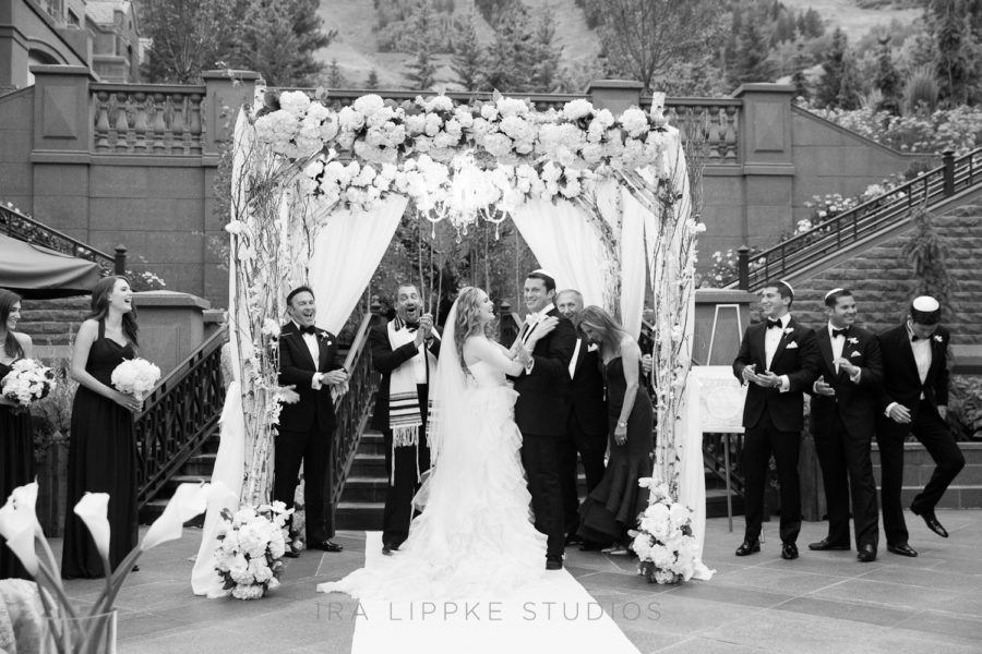 Aspen St. Regis Wedding gallery 4