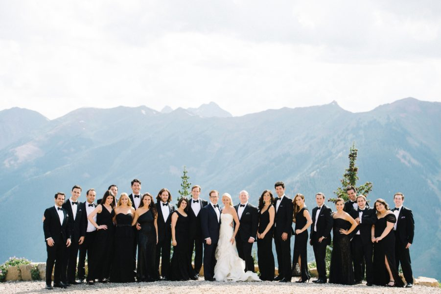 Aspen Mountain July Wedding gallery 4