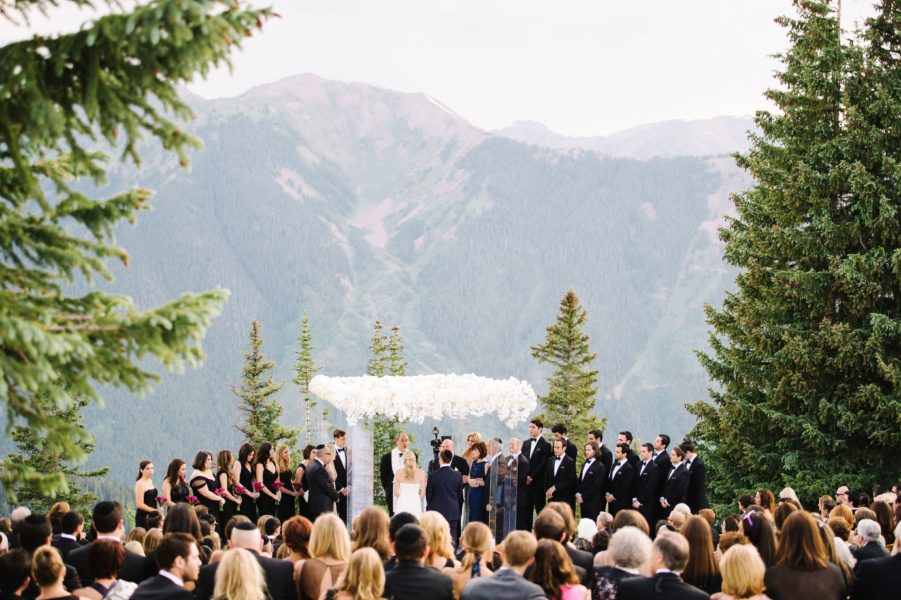 Aspen Mountain July Wedding gallery 5