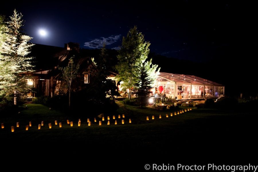 Aspen Ranch Rehearsal Dinner gallery 6