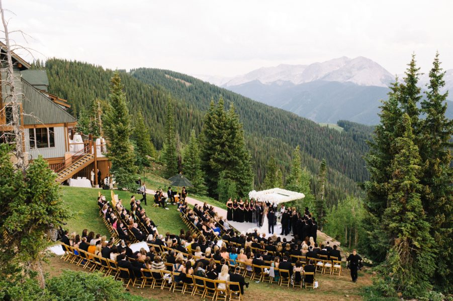 Aspen Mountain July Wedding gallery 6